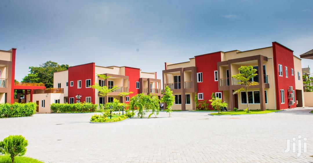 Luxury 3 Bedroom Townhouse With an Outer House 4 Sale at Cantonments