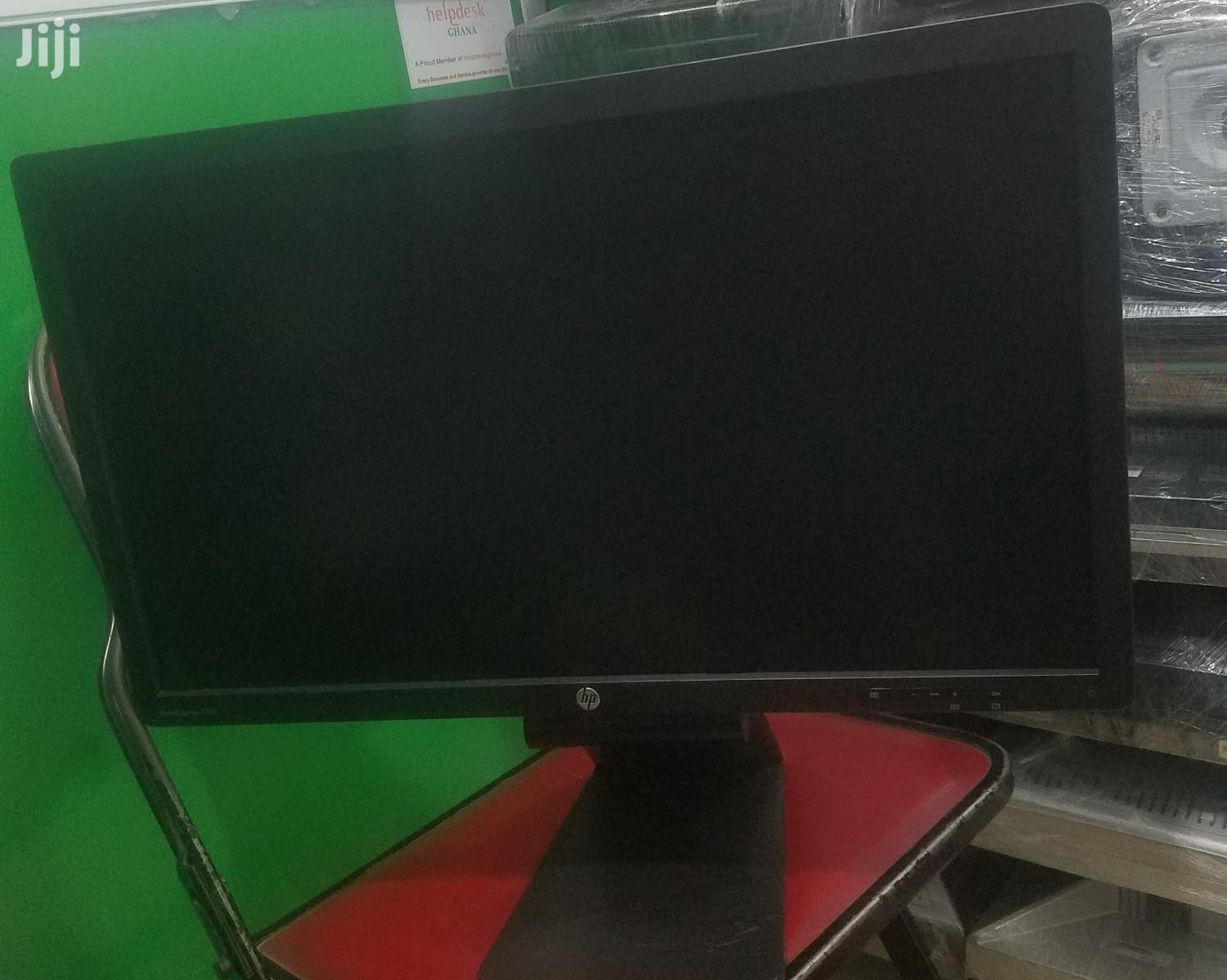 19 Inch And 20 Inch Hp Monitor (Wide)