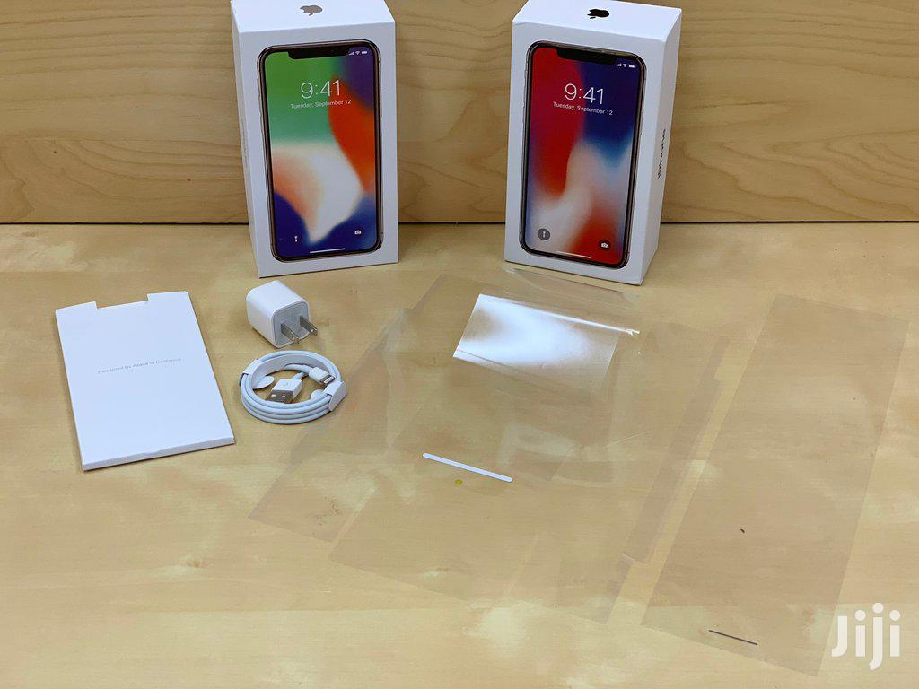 New Apple iPhone X 64 GB White | Mobile Phones for sale in Adenta Municipal, Greater Accra, Ghana