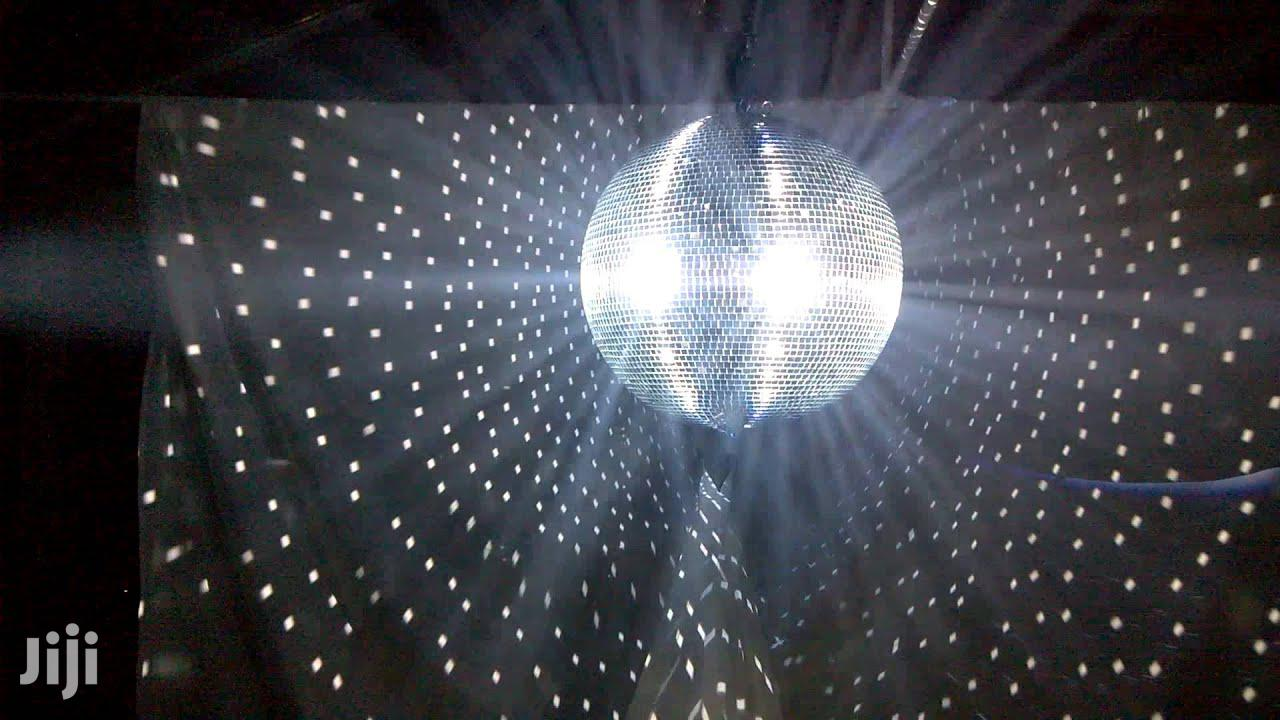 Archive: Mirror Ball Light 50cm