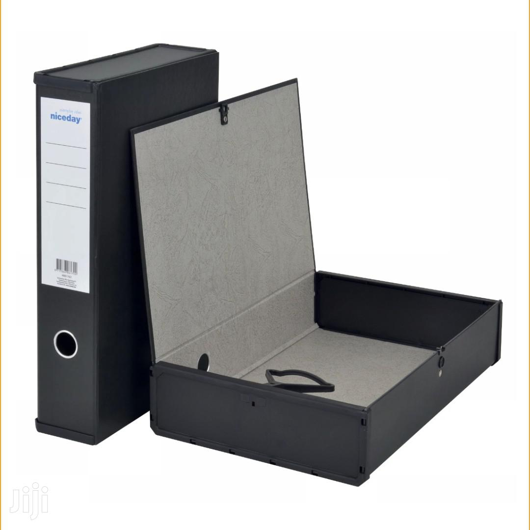 Archive: Box File 4 Sale