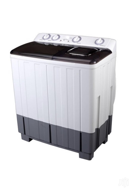 Powerful Daewoo 7 Kg Semi Automatic Twin Tub Washing Machine