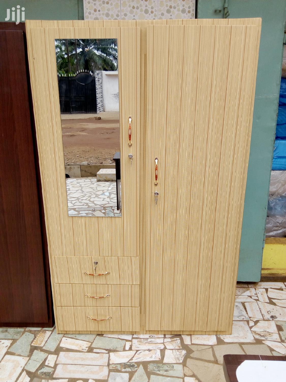 Archive: Make a Smart Choice and Get This Double Door Wardrobe