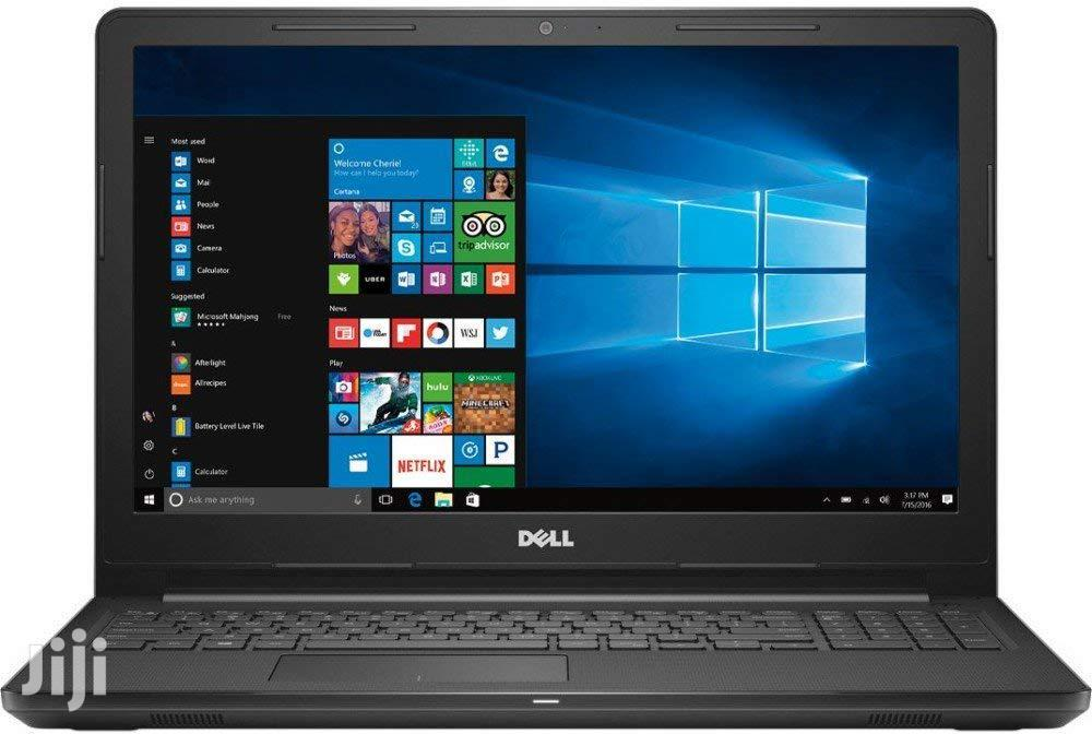 New Laptop Dell Inspiron 15 3000 4GB Intel Core i3 HDD 1T