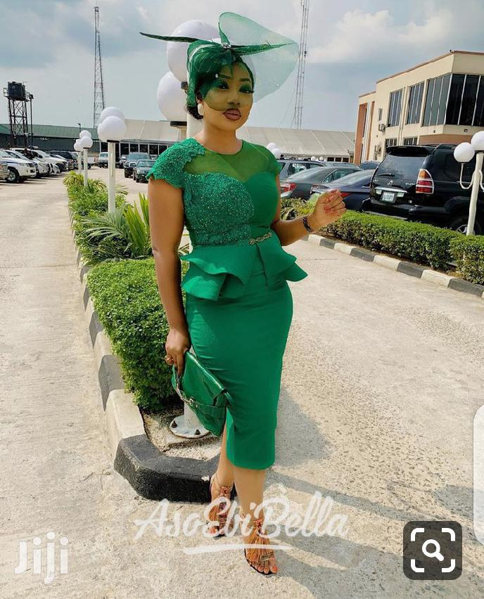 Wedding Guest Green Dress | Wedding Wear & Accessories for sale in Darkuman, Greater Accra, Ghana