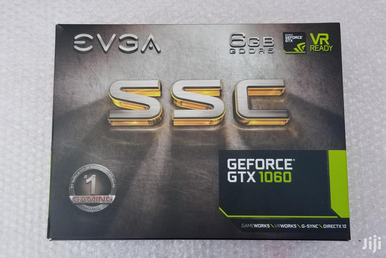 Evga Gtx 1060 6gb Graphic Card