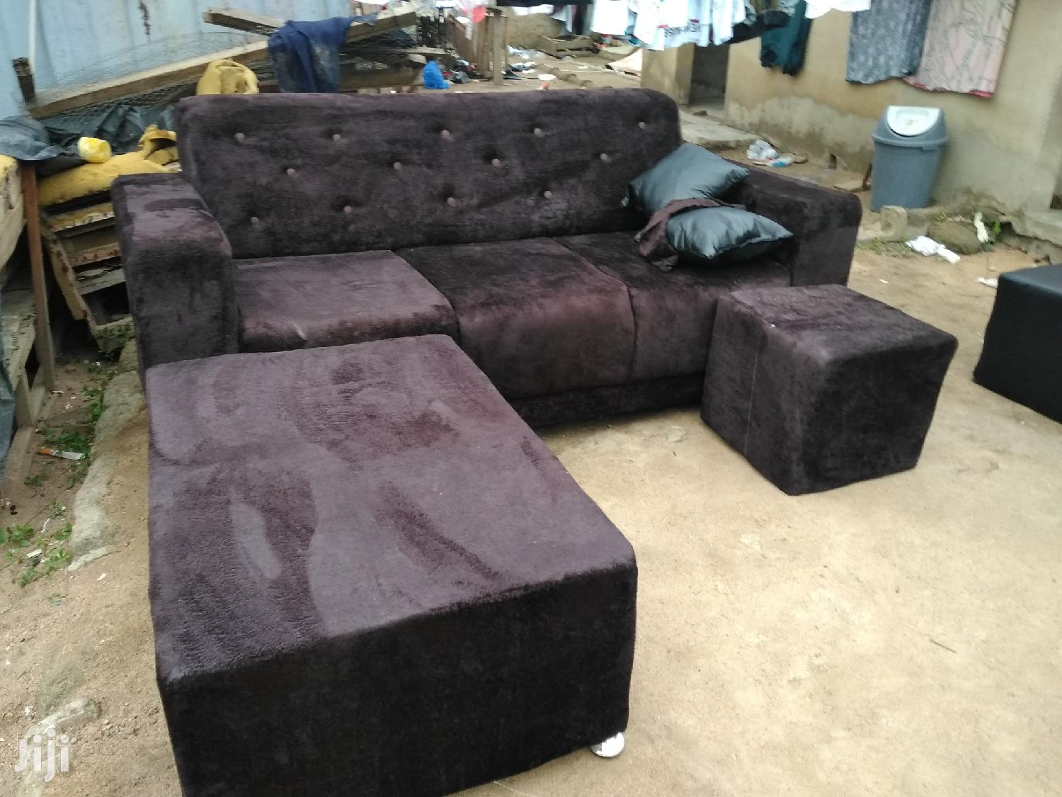 Quality Leather Sofa | Furniture for sale in Accra new Town, Greater Accra, Ghana