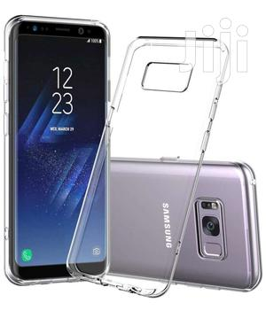 GALAXY S8 / S8 PLUS CRYSTAL CLEAR CASE   Accessories for Mobile Phones & Tablets for sale in Greater Accra, Labadi