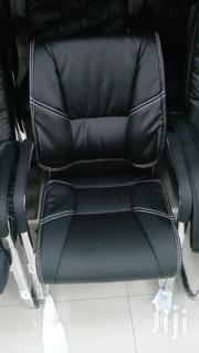 Leather Waiting Chair   Furniture for sale in Greater Accra, Adabraka