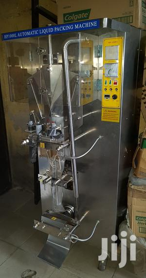 Automatic Form-fill-sealing Machine