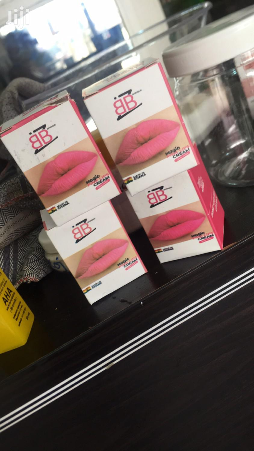 Pink Lips Cream | Skin Care for sale in Kwashieman, Greater Accra, Ghana