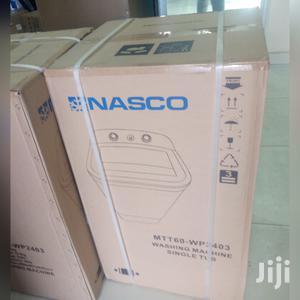 Nasco 6kg Single Tub Washing Machine=   Home Appliances for sale in Greater Accra, Kokomlemle