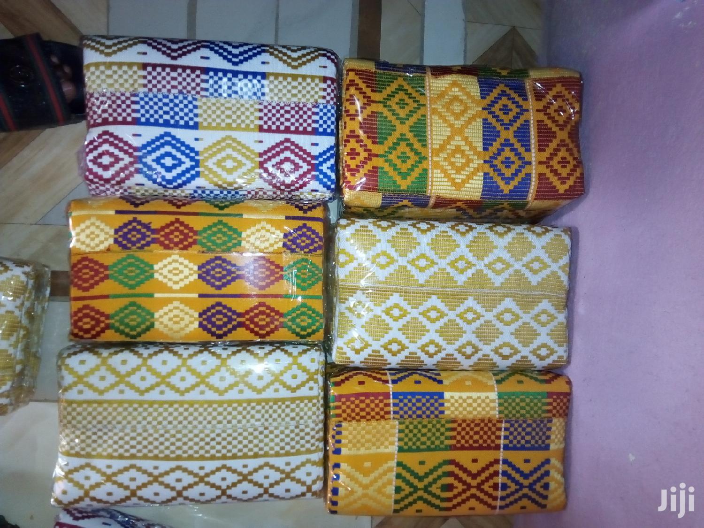 Beautiful Kente Cloth