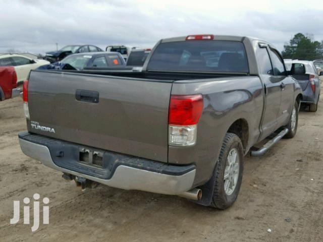 Archive: New Toyota Tundra 2012 Work Truck Green