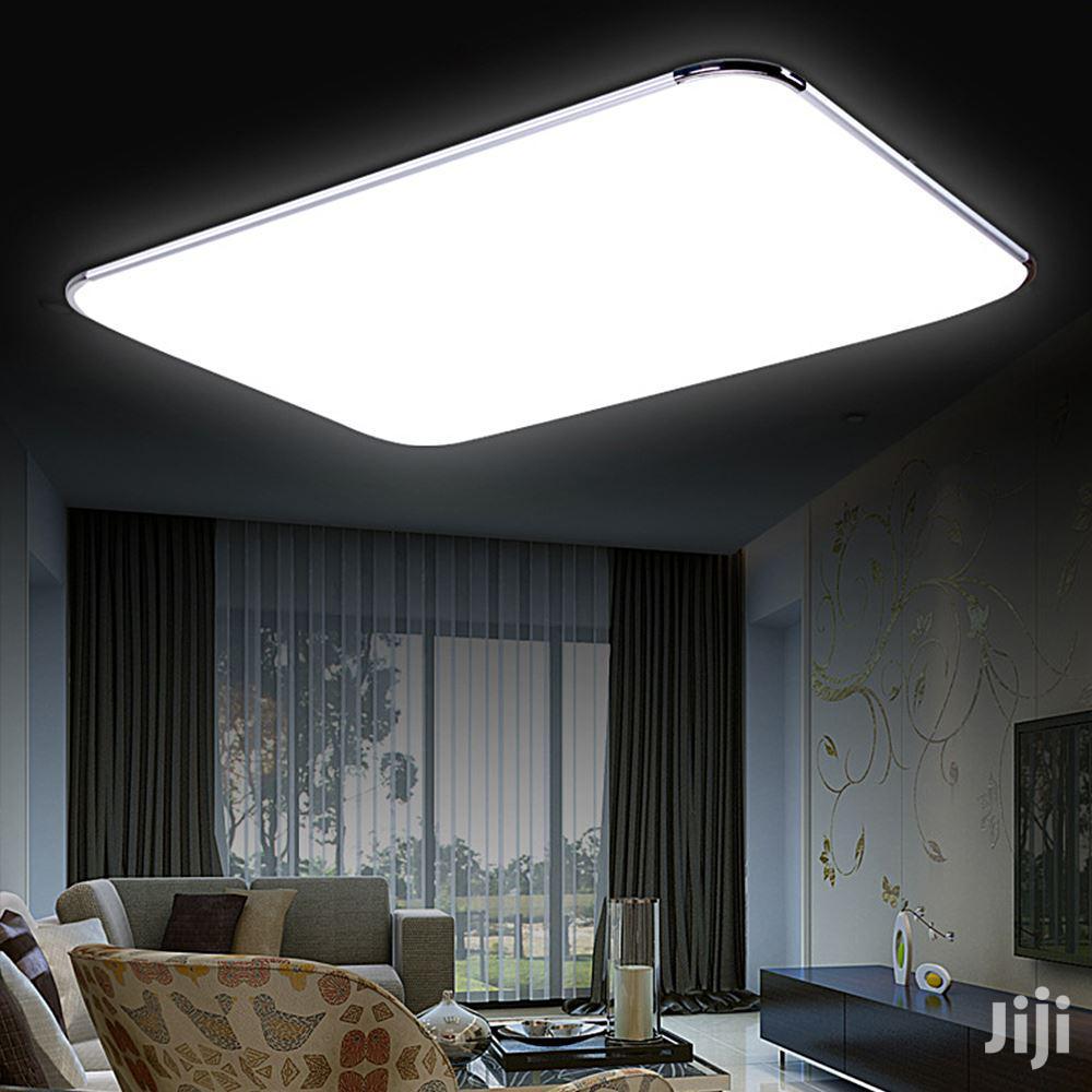 Led Ceiling Light Rectangular Home/Office Balcony 32w-White