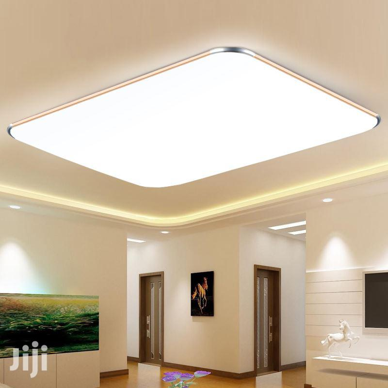 Led Ceiling Light Rectangular Home/Office Balcony 32w-White | Home Accessories for sale in Alajo, Greater Accra, Ghana