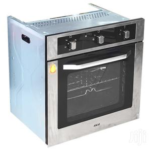 Akai Built in Gas Electric Oven