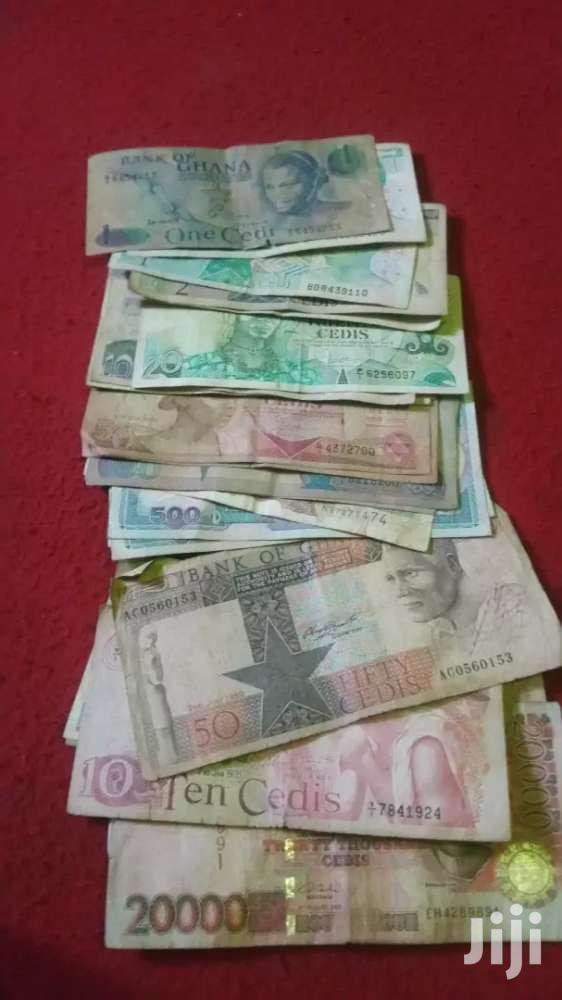 Selling My Old Currencies   Arts & Crafts for sale in Kumasi Metropolitan, Ashanti, Ghana