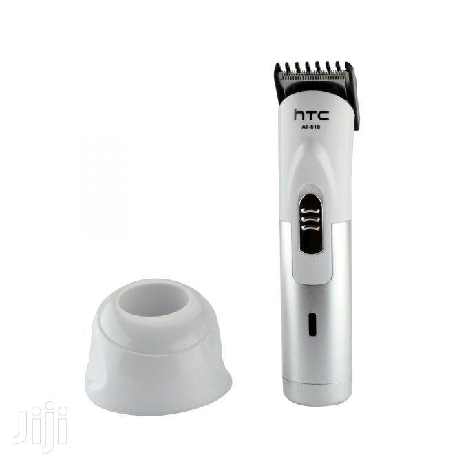 HTC Rechargeable Cordless Mini Clipper | Tools & Accessories for sale in Abelemkpe, Greater Accra, Ghana