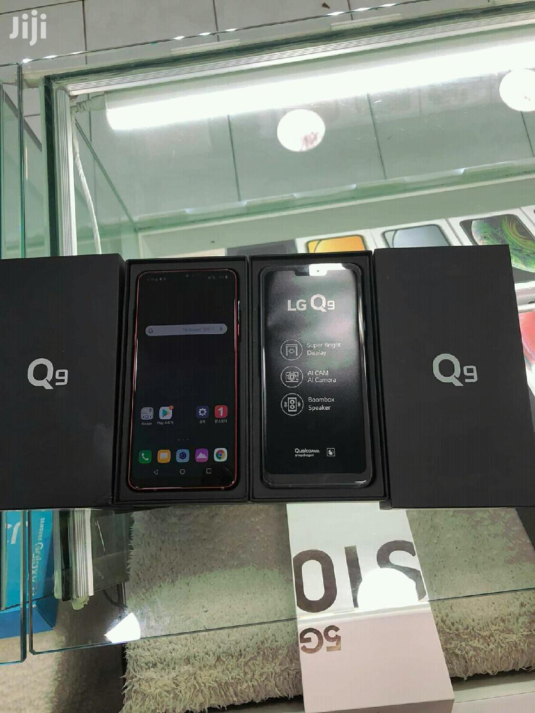 New LG Q9 64 GB