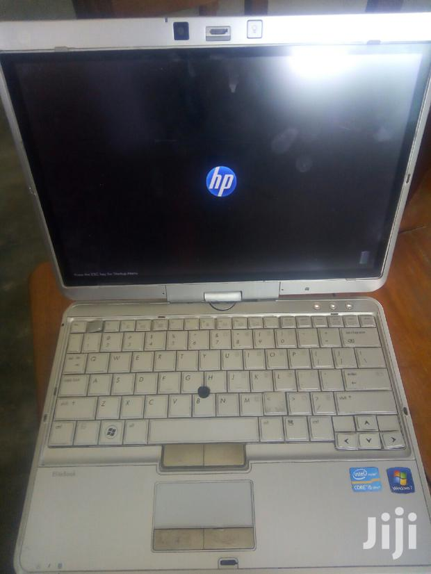 Archive: Laptop HP EliteBook 2760p Tablet 4GB Intel Core i5 HDD 640GB