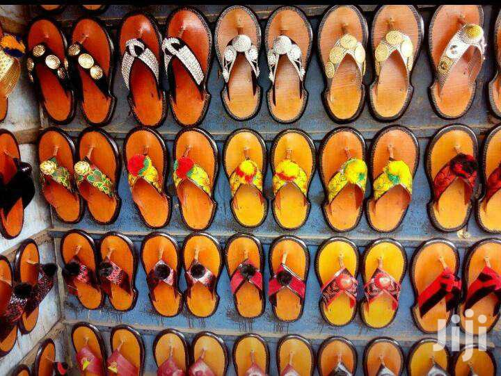 Ahenema Traditional Sandals