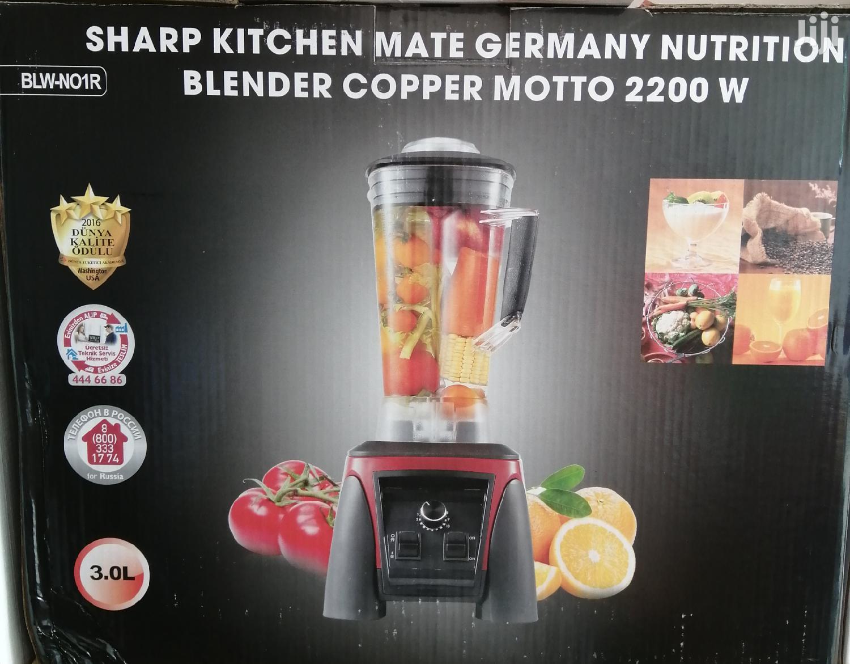 German Commercial Blender