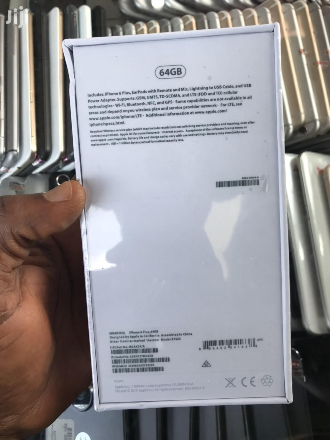 New Apple iPhone 6 64 GB | Mobile Phones for sale in Cantonments, Greater Accra, Ghana