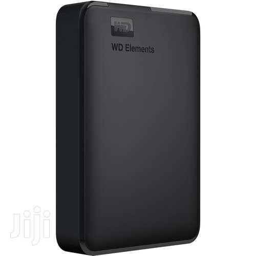 WD 3TB Elements USB 3.0 External Hard Drive - 3TB Black PROMO | Computer Hardware for sale in Akweteyman, Greater Accra, Ghana