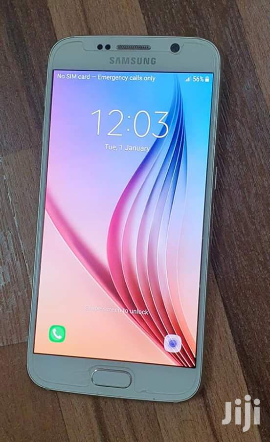 New Samsung Galaxy S6 32 GB | Mobile Phones for sale in Osu, Greater Accra, Ghana