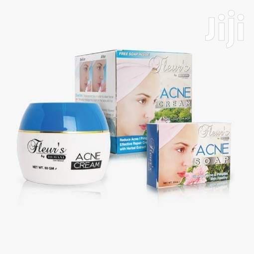 Acne Cream With Soap