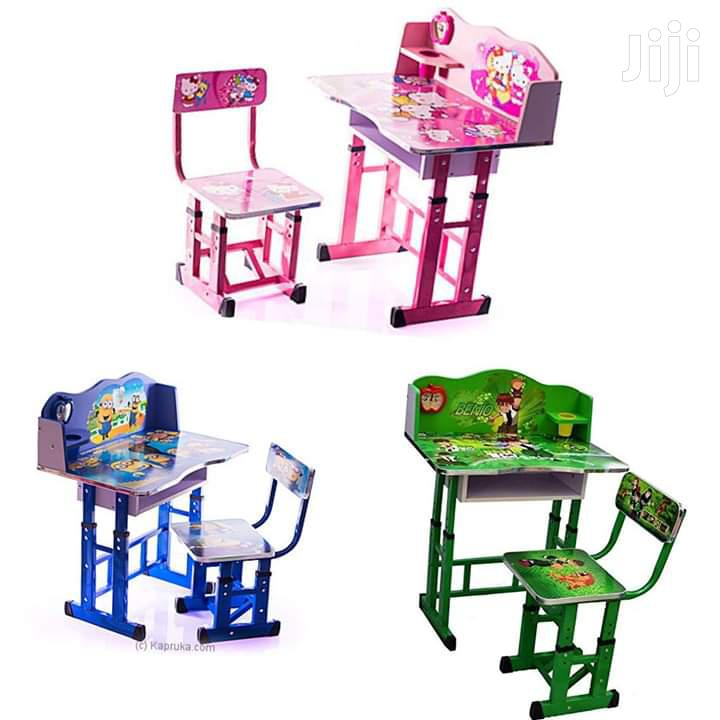 Adjustable Kids Study Desk