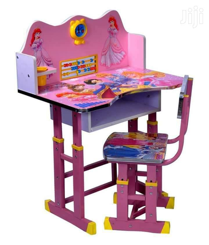 Adjustable Kids Study Desk | Children's Furniture for sale in Accra Metropolitan, Greater Accra, Ghana