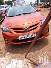 Toyota Corolla 2013 Orange   Cars for sale in Greater Accra, Adenta Municipal