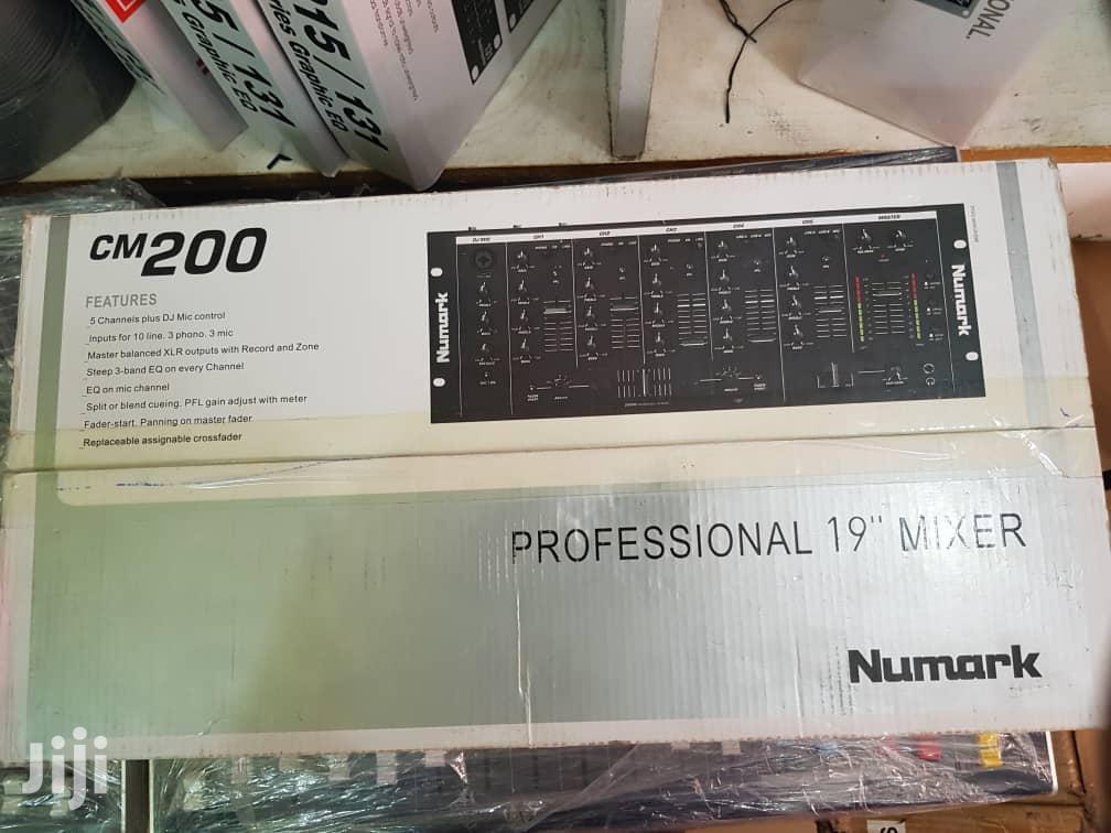 Archive: Numark Dj Mixer