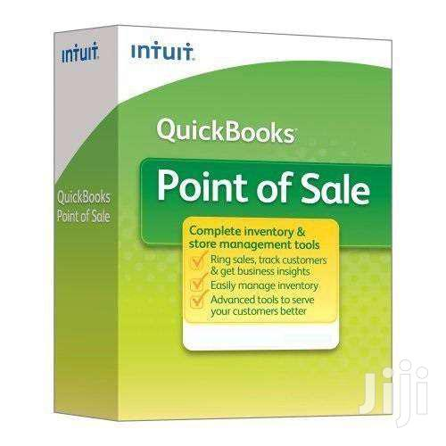 Quickbooks POS Software Multi-user For 1 Up To 10 Users | Software for sale in Accra Metropolitan, Greater Accra, Ghana