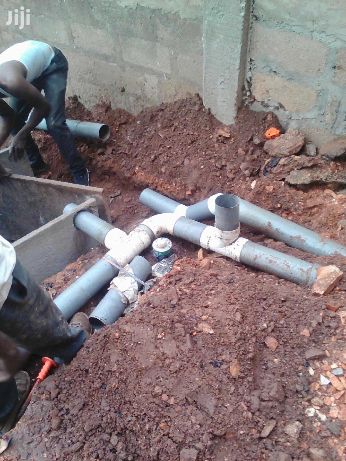 Archive: Plumbing, Biogas And Biofil Works