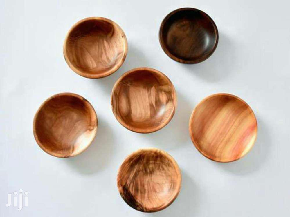 Beautiful Wooden Bowls