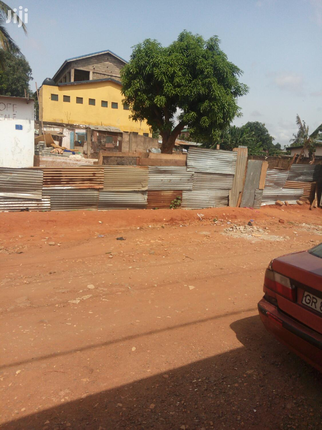 Archive: Land for Sale at Madina Old Road
