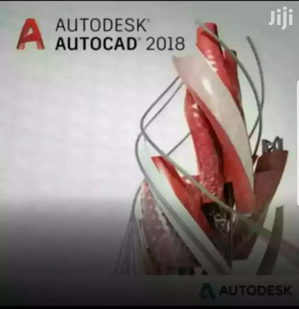 Archive: Autocad 2018 Mac & Win