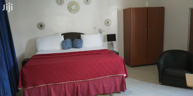 Executive 1bedrom Fully Furnished for Short Stay at Adjiringanor