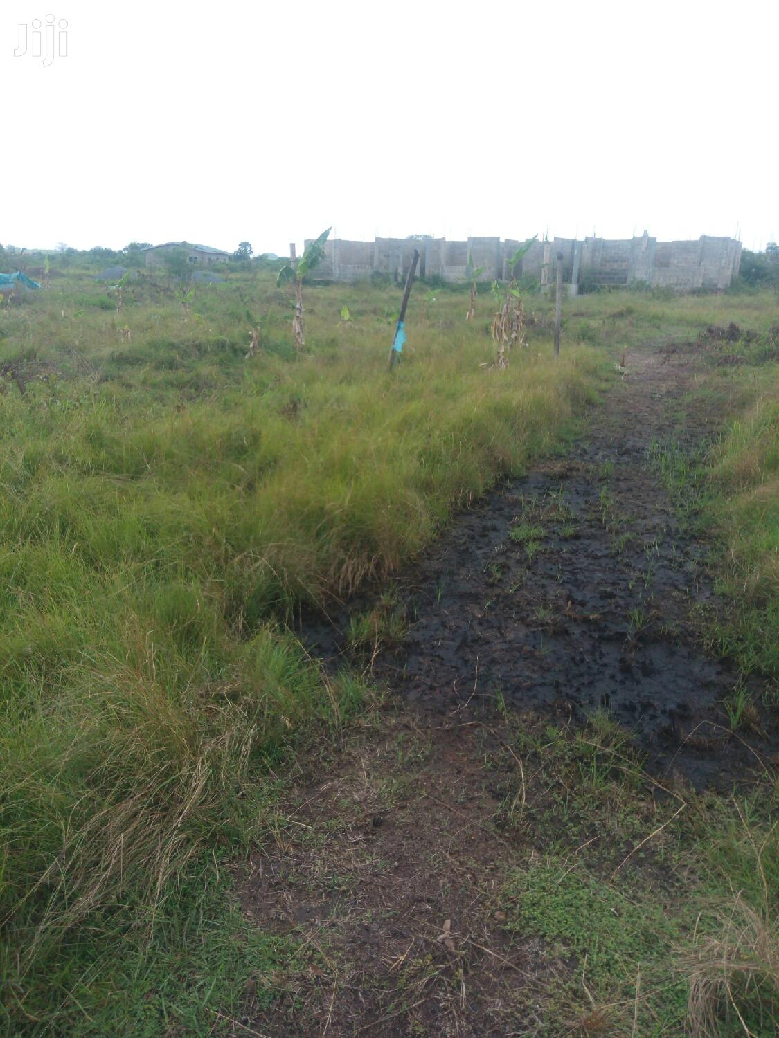 Archive: Land for Sale at Dodowa Opata Junction Road