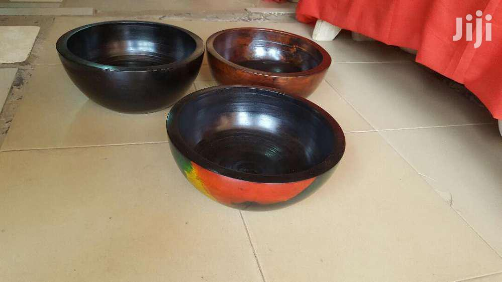 Beautiful Wooden Bowls | Arts & Crafts for sale in Asuogyaman, Eastern Region, Ghana