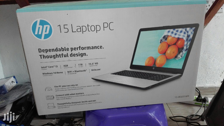 New Laptop HP Pavilion 15 4GB Intel Core i3 HDD 1T | Laptops & Computers for sale in Kumasi Metropolitan, Ashanti, Ghana