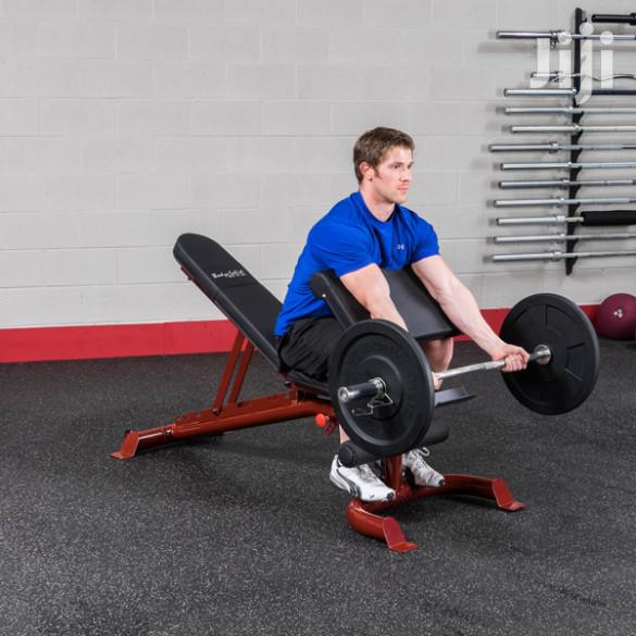 Body-Solid Leverage Gym Weight Bench