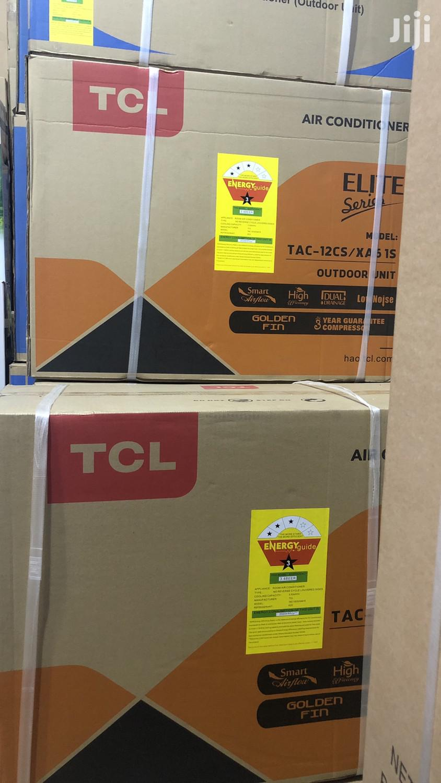 New TCL 1.5 HP Split A/C ) 3 Stars Fast Cooling Gas R410