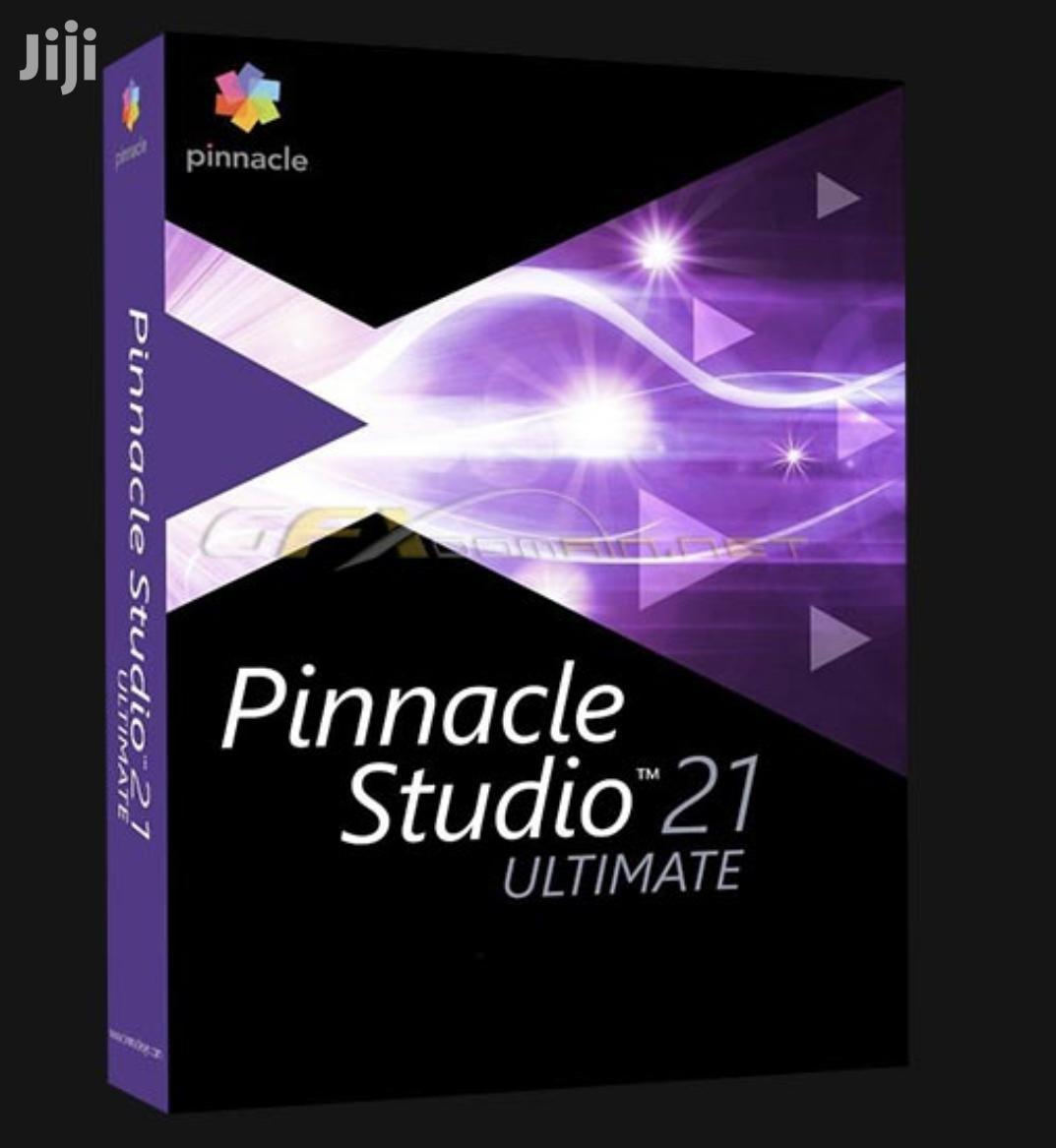 Pinnacle Studio Ultimate 21 Full Version