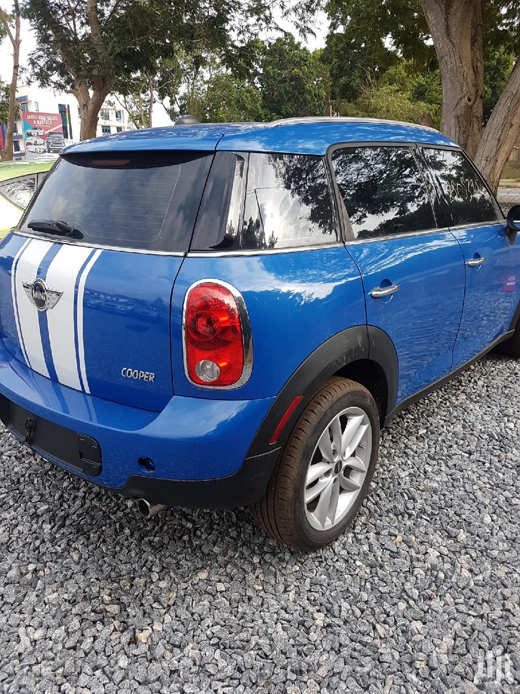 Archive: Mini Cooper 2011 John Cooper Works Blue
