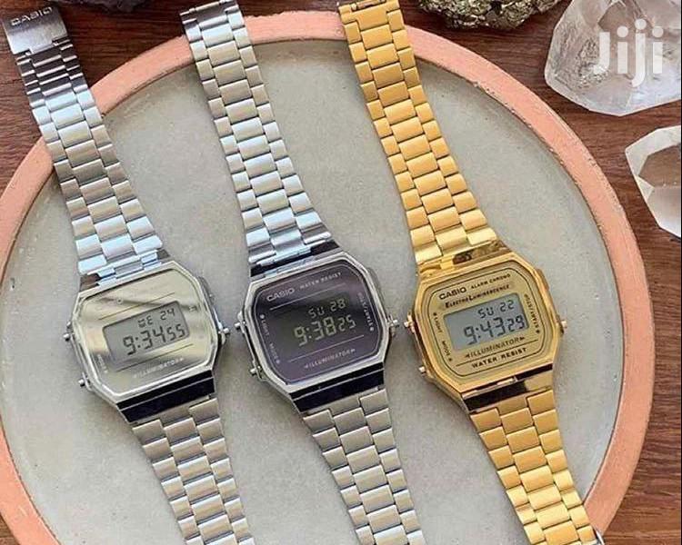 Casio Silver Watches | Watches for sale in Kumasi Metropolitan, Ashanti, Ghana