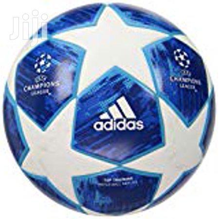 Quality Campions League Merlin Soccer/Football Ball